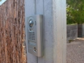 mako-fencing-and-gates-installed-aiphone-intercom-gate